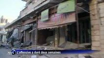 Syrie: défaite des rebelles face à Bachar al-Assad