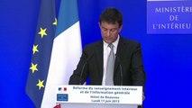 Réforme du renseignement: Manuel Valls présente ses perspectives