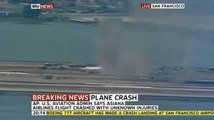 San Francisco Plane crash Boeing 777