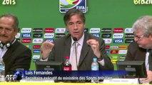 Brésil: le pays défend les dépenses liées à la Coupe du Monde