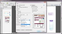 Printing in Acrobat X Banners Posters or Large Pages