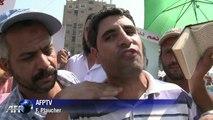 Egypte: les partisans de Mohamed Morsi maintiiennent leur position
