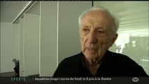Musée Soulages : Interview de Pierre Soulages (Toulouse)