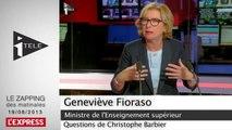 """Jacques Attali: """"Il faut parler des consequences de l'action qu'on mène aujourd'hui sur la France de 2025"""""""
