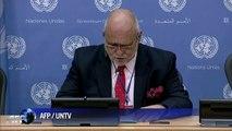 Syrie: l'ONU reste engagé dans l'enquête sur l'utilisation d'armes chimiques