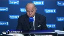 """Syrie: """"La seule option que je n'enviage pas c'est de ne rien faire"""" selon Laurent Fabius"""