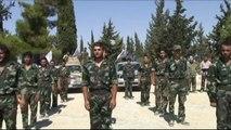 Syrie: les rebelles comptent avancer sans Obama