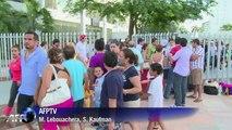Des milliers de touristes tentent de quitter le Mexique