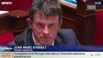 """Roms: Jean-Marc Ayrault """"appelle tout le monde au sang froid"""""""