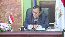 Egypte : visite officielle de ministres russes