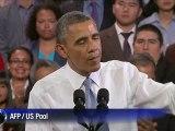 Barack Obama a défendu le processus diplomatique avec l'Iran