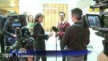 Municipales: Anne Hidalgo présente son programme pour Paris