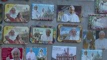 Le Pape François souffle ses 77 bougies