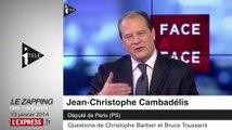 """Affaire Hollande-Gayet : """"Il faut en sortir le plus vite possible"""", estime Jean-Marie Bockel"""