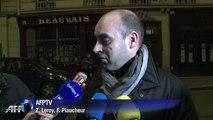 Paris: braquage à l'hôtel des ventes Drouot, trois malfaiteurs en fuite