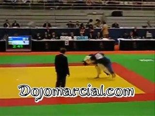 Judo internacional - Ippon de harai goshi