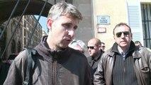 Marseille: grève de la SNCM, Jean-Claude Gaudin a reçu les représentants syndicaux