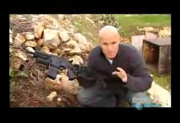 Future Weapons Corner shot Gun