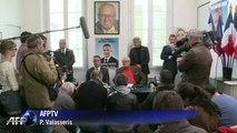 Marseille: Jean-Marie Le Pen est venu soutenir le candidat FN