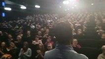 """Manu Payet:""""Joyeux anniversaire Studio Ciné Live"""""""
