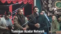 Dr. Shahid Abbas - 18th January 2014 - Chelum Allama Nasir Abbas Multan Shaheed - Gamay Shah Lahore