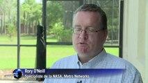 Nasa: les tensions en Ukraine menacent le partenariat spatial entre les Russes et les Américains