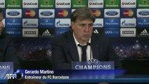 Ligue des Champions: l'Atletico Madrid sort Barcelone
