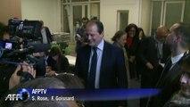 Jean-Christophe Cambadélis élu à la tête du Parti socialiste