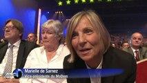 Européennes: Jean-Louis Borloo est apparu en meilleure forme lors d'un meeting à Saint-Denis