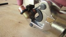 Sharkbite PEX plumbing crimp tool Review - video dailymotion