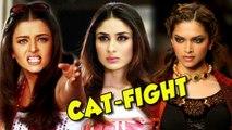 Katrina, Deepika, Aishwarya, Kareena - Bollywood Catfights