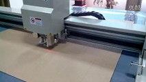 corrugated board carton box Graphic Design mock up cutter machi