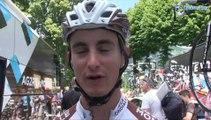 Alexis Vuillermoz au départ de la 20e étape du Tour d'Italie - Giro d'Italia 2014