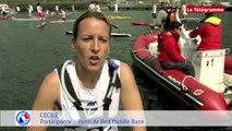 Grand Prix de l'Ecole Navale. La Penn Ar Bed Paddle Race en Penfeld