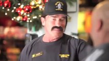 Arnold working at Gold's gym?  Funny Video, must see!