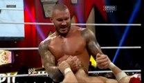 Daniel Bryan Vs Randy Orton Night Of Champions 2013