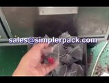 Pyramid teabags with automatic triangle teabag packaging machine