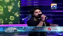 Pakistan Idol 2013-14 - Episode 35 - 07 Gala Round Top 5 (Zamaad Baig)