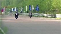 Suzuki GSX R1300 Hayabusa vs GSX R-1000 vs Nissan GT-R..