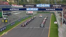 F1 2014 - Round 01 - Australian Grand Prix Official Race Edit (HD)