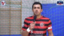 Coupe Nationale Futsal 2013 - 2014 : Pfastatt Futsal - Toulon Tous Ensembles Futsal