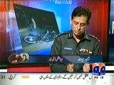 Interview of Additional IGP Karachi Shahid Hayat Khan At KAMRAN KHAN SHOW GEO NEWS