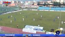 Paganese - Gubbio 2-2   Highlights and Goals Prima Div. Gir.B 32^Giornata