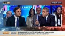 BFM Politique: Xavier Bertrand face à Eduardo Rihan Cypel - 13/04 5/6
