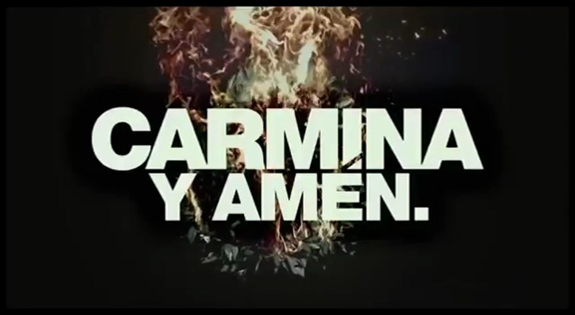 Película Carmina y amén, de Paco León. Tráiler final