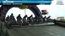 Finale Elite Dames Coupe de France BMX Saint-Quentin En Yvelines M2