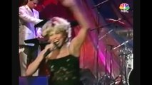 TINA TURNER - On Silent Wings (1996) (Tonight Show With Jay Leno)