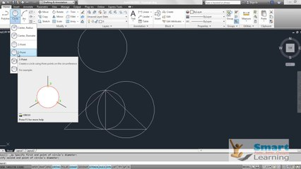 Circle_Autocad_Sample_Video