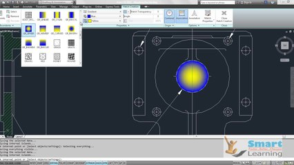 Hatching_Autocad_Sample_Video