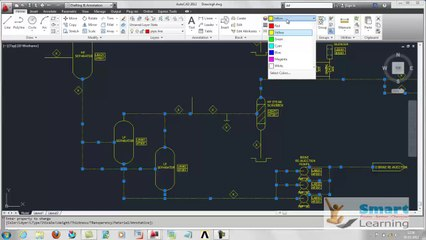 Layer_Autocad_Sample_Video
